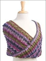 Mobius Accents Knitting Pattern Book AA 885120 DISCONTINUED